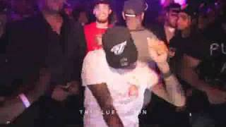 Chris Brown Does the Dougie