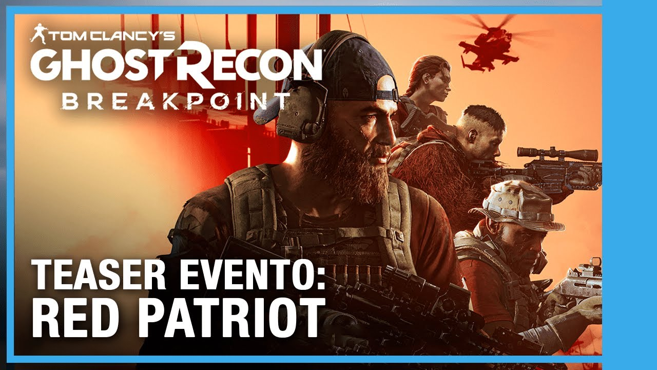 Ghost Recon Breakpoint - Red Patriot Teaser: El Regreso de los Bodark