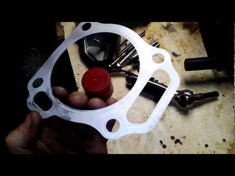 Тунгус 400 ремонт двигателя