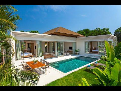 Trichada Luxury Private Pool Villas - Bangtao - Phuket