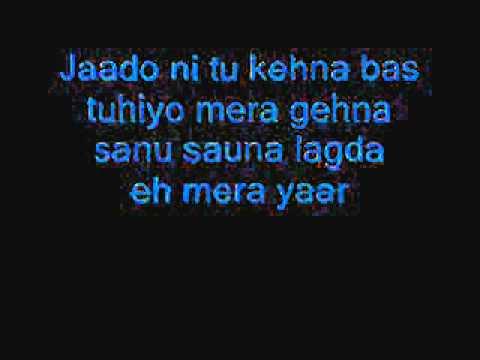 Kaleyan(ALONE) Sunny Brown (lyrics).flv