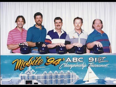 1992 PBA Pacific Cal Bowl Senior Open