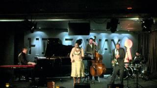 Sean Khan London Jazz Festival - Latin Jazz saxophone solo
