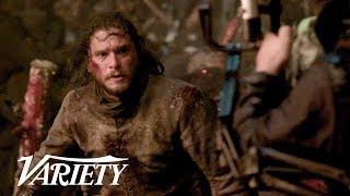 'Game of Thrones' Stunt Coordinator Breaks Down a Key Battle of Winterfell Scene