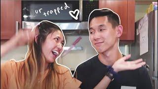 Relationship Q&A Mukbang With My Boyfriend Trololol