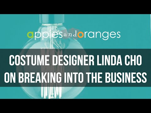 ShowbizU: Breaking into the Business as a Costume Designer-