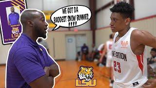 Fake College Basketball Scout Prank!