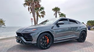 The $250,000 Lamborghini Urus Is An EPIC Super SUV!!!