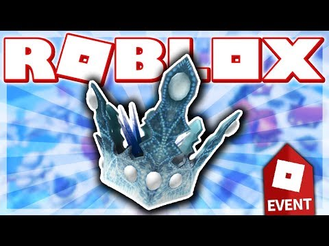 HOW TO GET THE ICE CROWN!! (ROBLOX HOLIDAY EVENT - Mountaineers!)