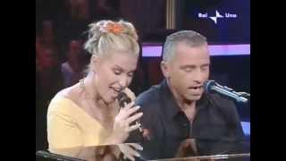 Anastacia and Eros Ramazzotti-I Belong To You (Il ritmo della passione) Live at Domenica 2006 thumbnail