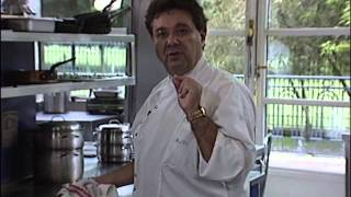 How to prepare Veal Cutlet with Asparegus & Taragon
