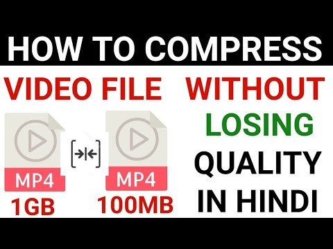 how to reduce video file size without losing quality