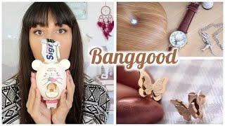 HAUL BANGGOOD n°2 beauté mode gadgets