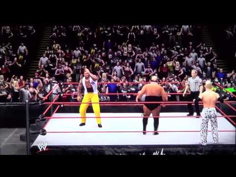 ATTITUDE ERA THE GODFARHTER VS TOO COOL WITH RIKISHI PART 2 of ...