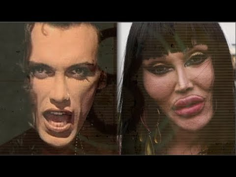 Celebrities Who Turned Into Monsters