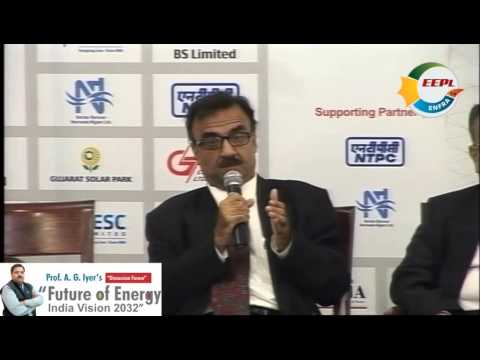 Prof. A. G. Iyer's Discussion Forum - Future of Energy India Vision 2032 - Version 1