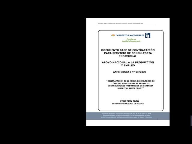 CURSO RESOLUCIÓN DE CASOS PRÁCTICOS EN PROCESOS DE CONTRATACIÓN ESTATAL - Clase 10