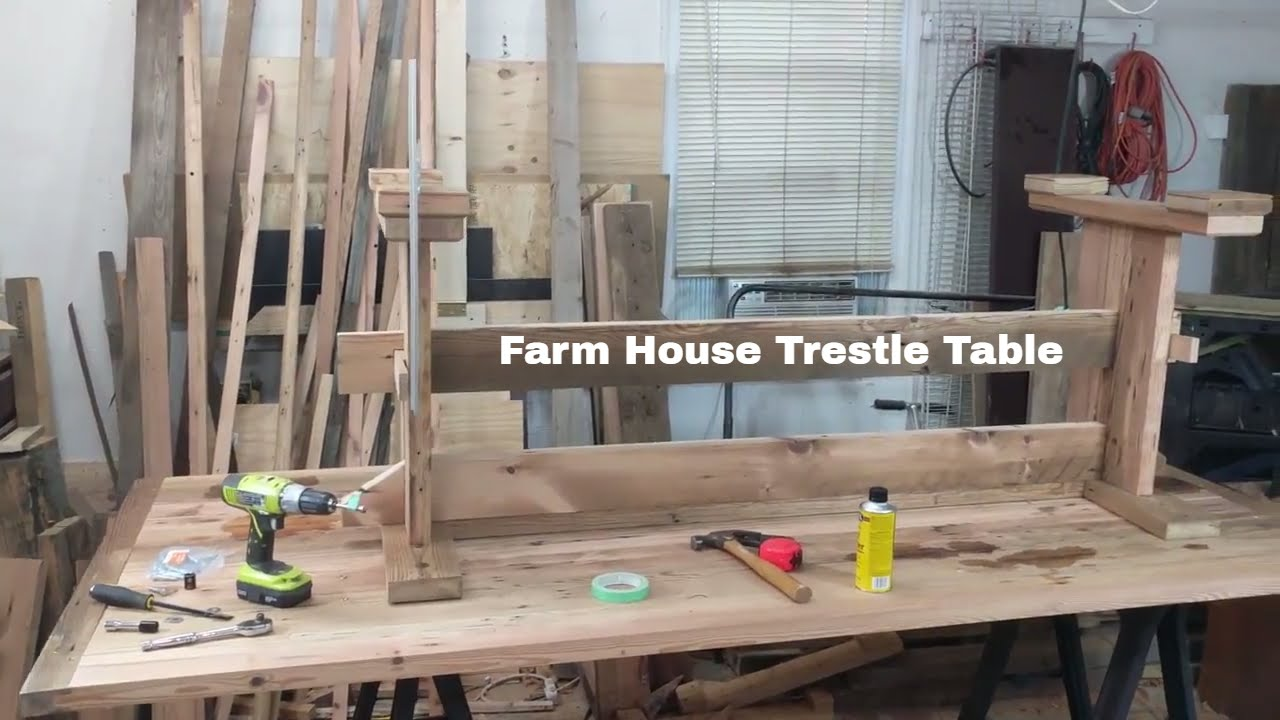 how to make a trestle
