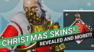 Apex Legends Full Skin Reveals -  Coming in December Events & Store !!