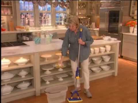 Martha Stewart Clean Wood Floor Cleaner