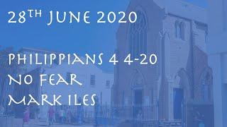 28th June Mark Iles