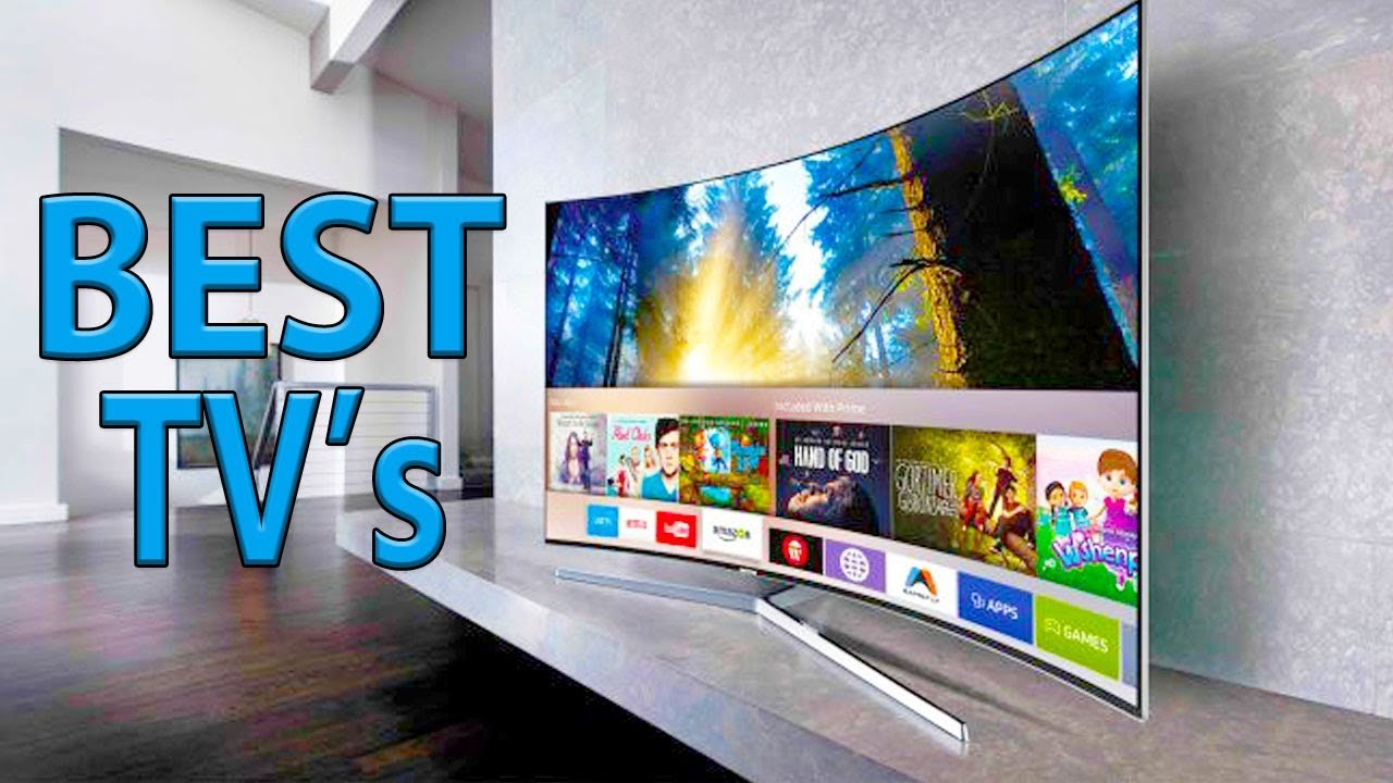 Top 5 Best Smart Tvs In 2019 Youtube