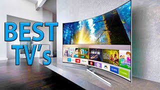 TOP 5 Best Smart TVs in 2020