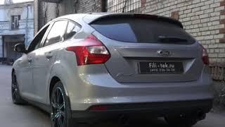 Тюнинг выхлопной системы Ford Focus 2 литра 2012 года