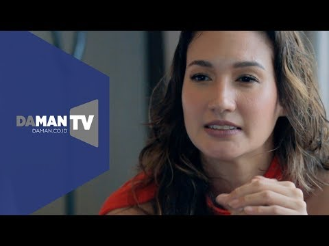 DA MAN chats with Indonesia's beautiful champion of the oceans: Nadine Chandrawinata