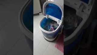 PowerPac mini washing machine