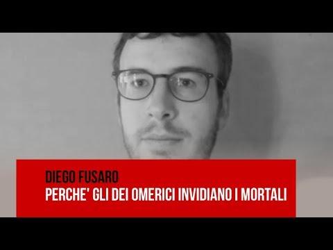 Diego Fusaro: Perchè gli dei ...