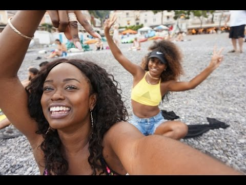 TRAVEL VLOG: ITALY, NAPLES & AMALFI COAST!