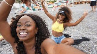 TRAVEL VLOG: ITALY, NAPLES & AMALFI COAST!