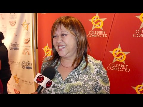 Amy Hill on The Red Carpet at Celebrity Connected Event