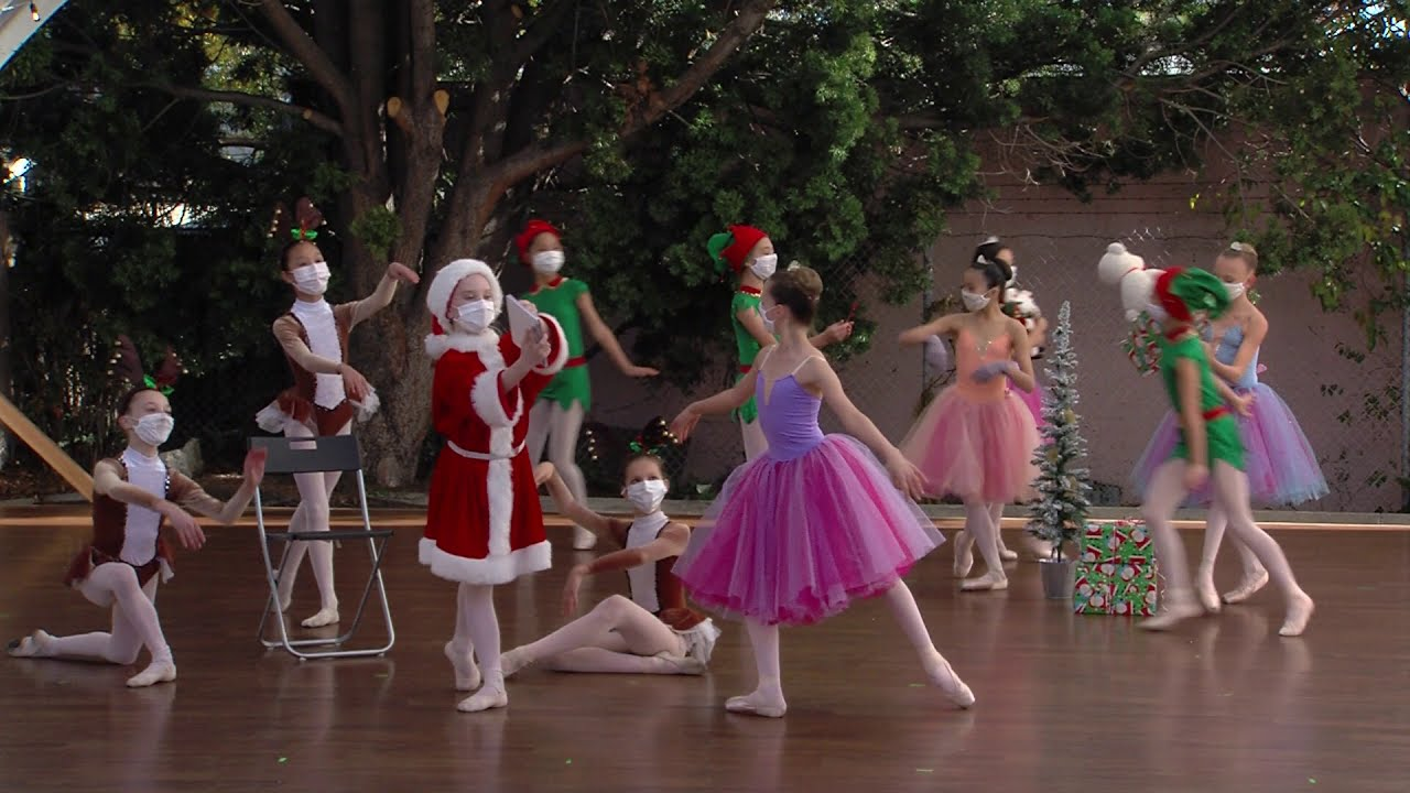 Bayer Ballet's Holiday Ballet 2020 | BBA Outdoor Studios