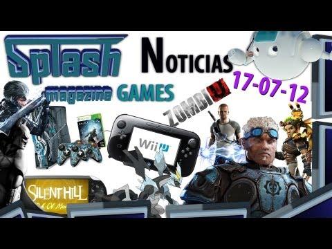Noticias | Splash Magazine Games | 17-07-2012