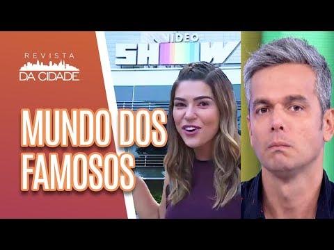 Vídeo Show SURPREENDE com nova apresentadora + Anitta na Justiça - Revista da Cidade (12/07/18)