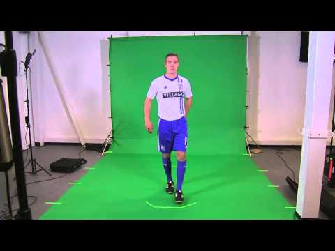 Shakers TV: Tom Pope on the Green Screen