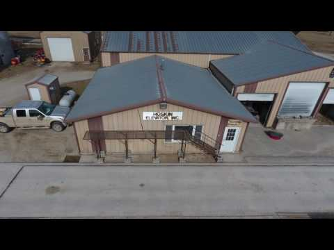 Grain Elevator & Feed Business For Sale - 29067 Juniper Avenue Bloomfield IA 52537