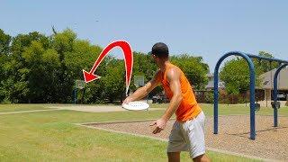 Frisbee Trick Shots | Brodie Smith