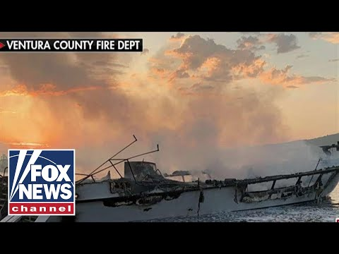 4 dead, dozens still missing after California boat fire