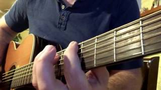 "Weezer ""No one else"" guitar lesson."