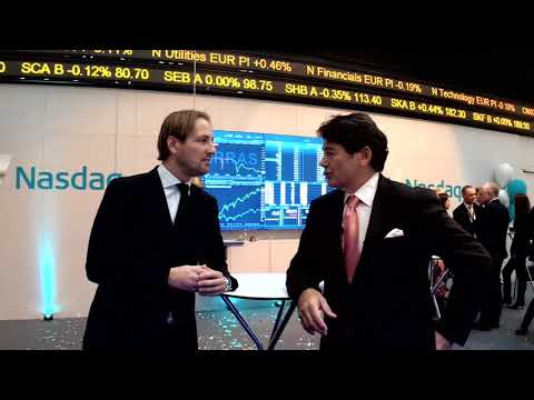 Post listing interview with Kleanthis G. Xanthopoulos, CEO of IRRAS