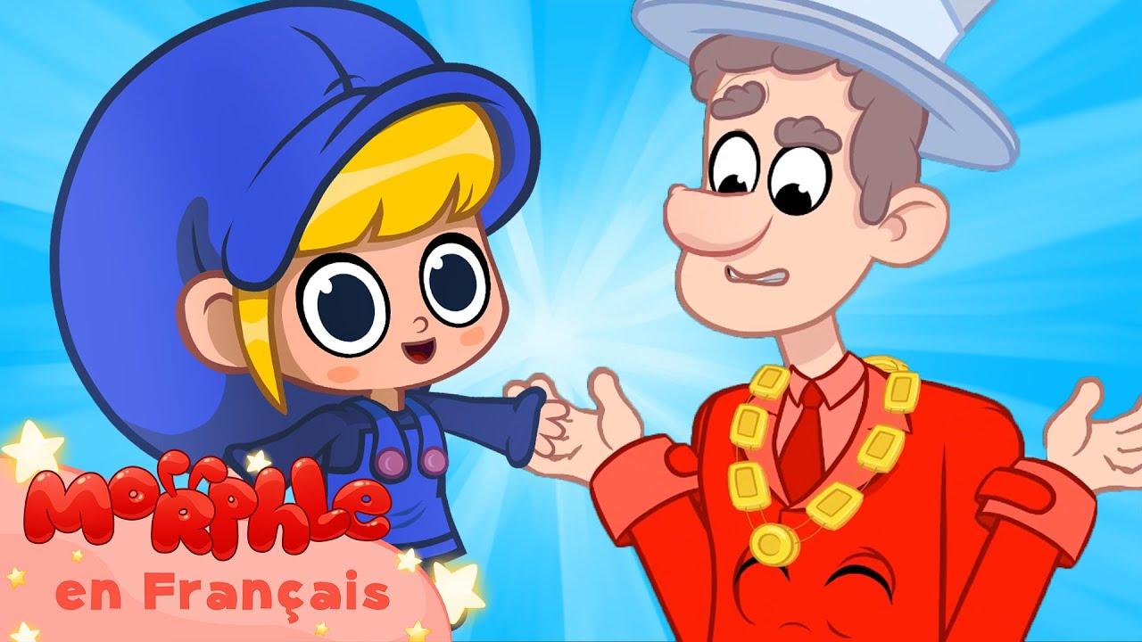 Morphle en Français | Morphle le maire des super héros! | Morphle TV | Dessins Animés Pour Enfants