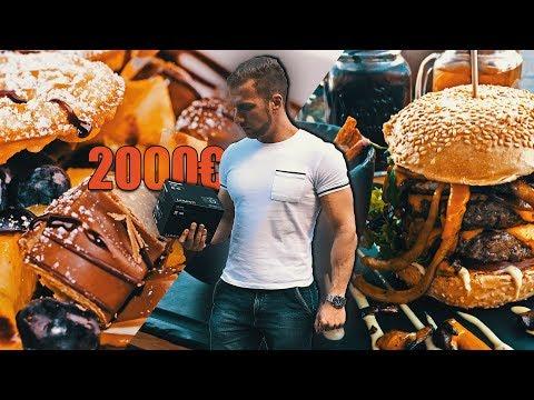 Download Youtube: 2000€ am CHEAT DAY ausgegeben | Tapia Lifestyle Elevator