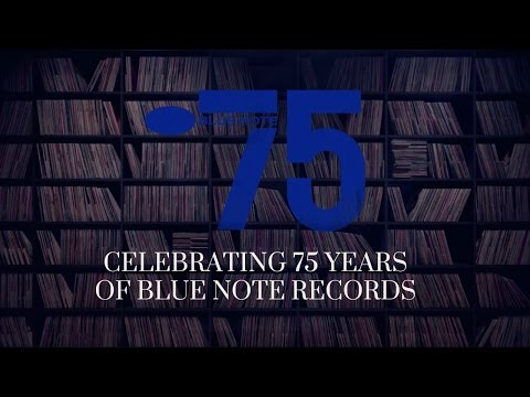 The Blue Note 75 app for iPad