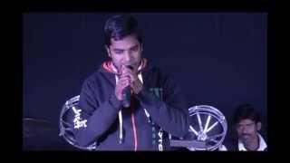 "Vijay David Performed ""Chookar Mere Man Ko"" - Grand Finale 2014 (Sing Dil Se)"