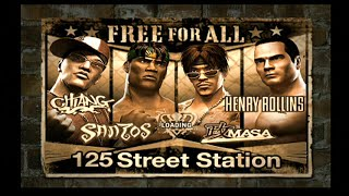 Def Jam Fight For NY (Request) - Free For All at 125 Street Station