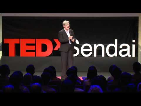 From disaster response to disaster prevention: Rachel Kyte at TEDxSendai (English)