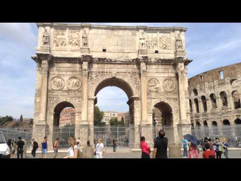 Arch of Constantine (Rome, Italy)